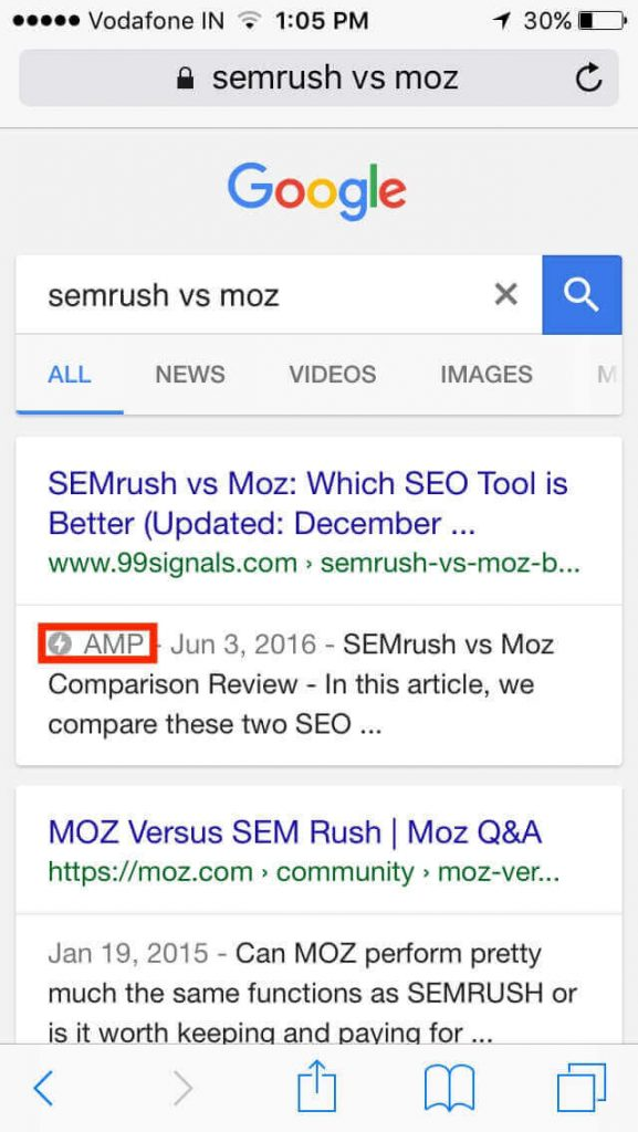 AMP - Technical SEO Tips