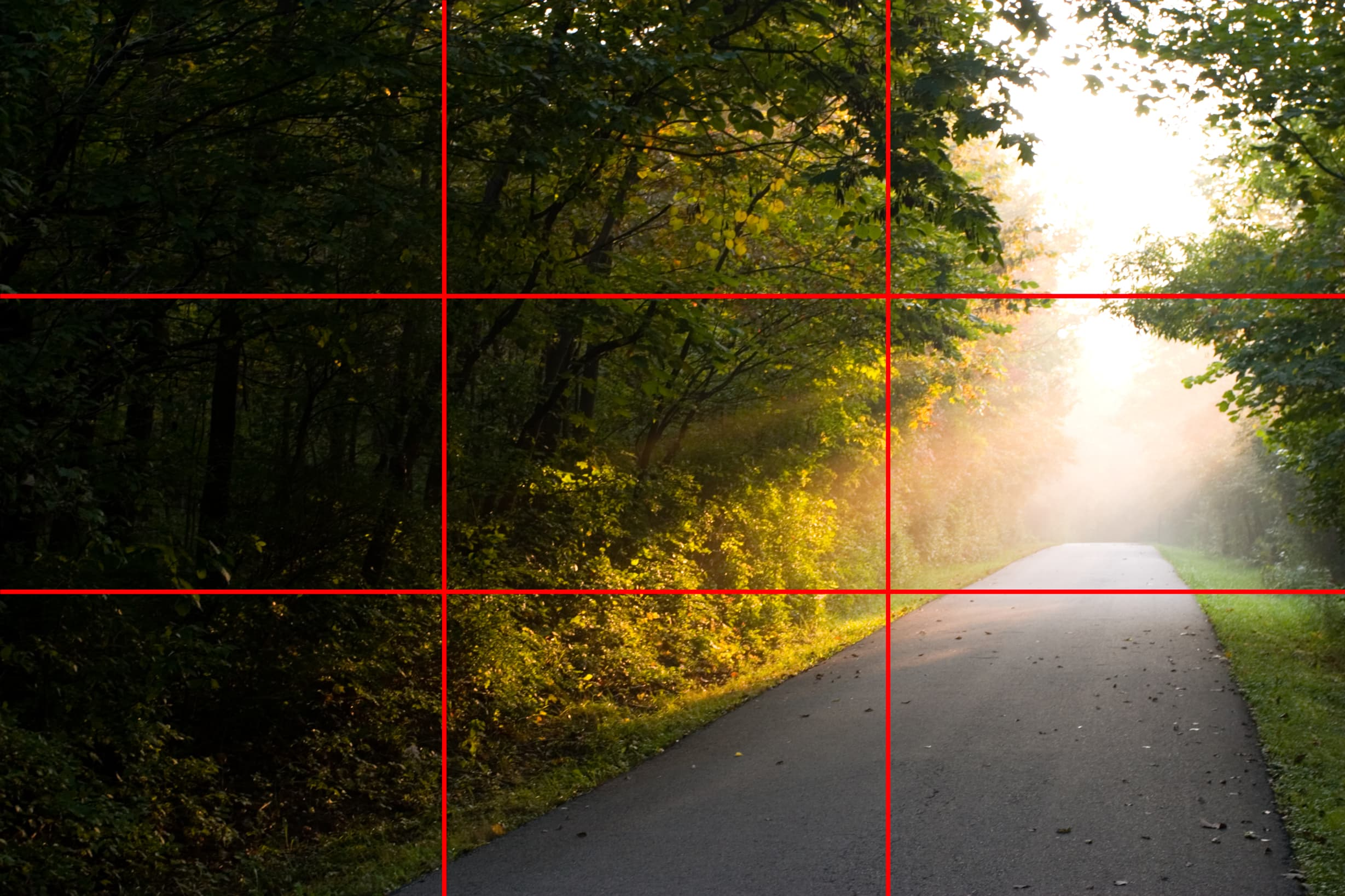 Rule of Thirds - Design Terms Every Marketer Should Know