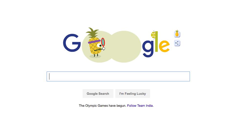 Google Whitespace