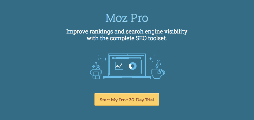 Moz Pro: SEO Tools Showdown