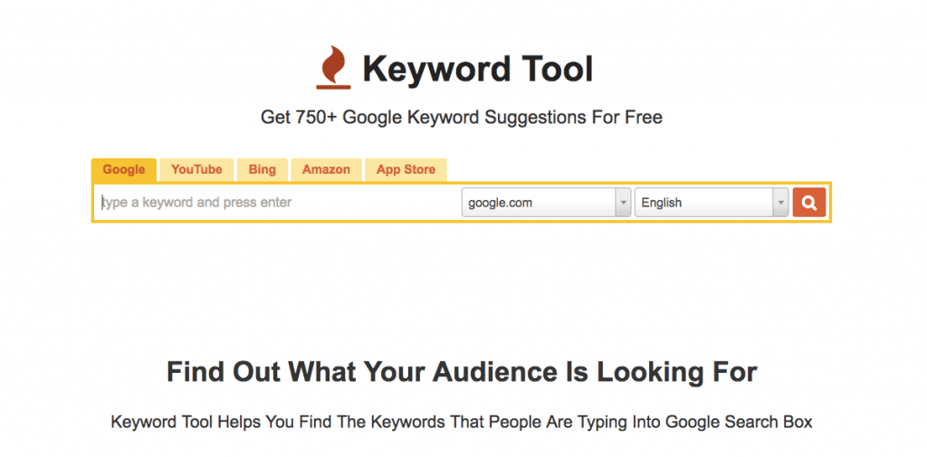 Keyword Tool - 5 Best Keyword Research Tools to Boost Your SEO