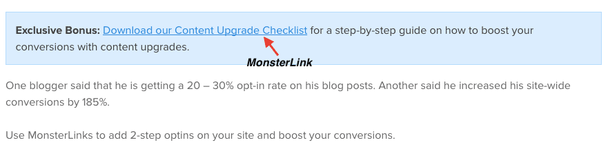 OptinMonster Review - MonsterLinks