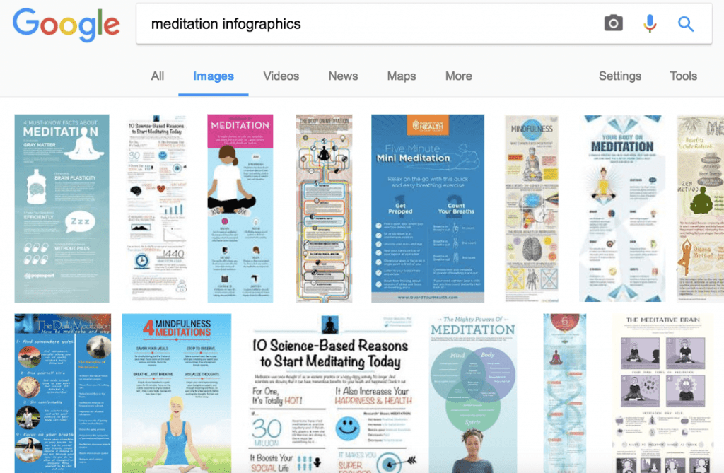Infographics for SEO: Designing Your First Infographic