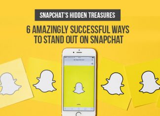 Get ahead of the competition. Share captivating snaps that will leave your fans in awe. Discover 6 amazing ways to stand out on Snapchat.