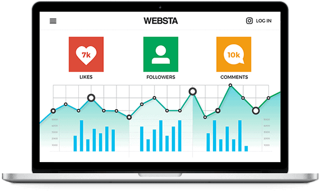 Websta is an Instagram analytics tool which enables marketers to get a deeper understanding of their community.