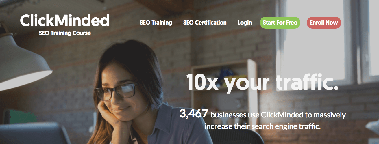 ClickMinded SEO Course