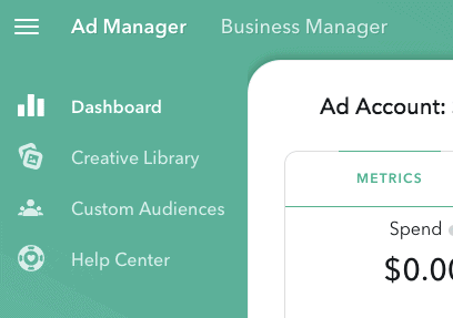 How to Advertise on Snapchat - Snapchat Ad Manager Interface