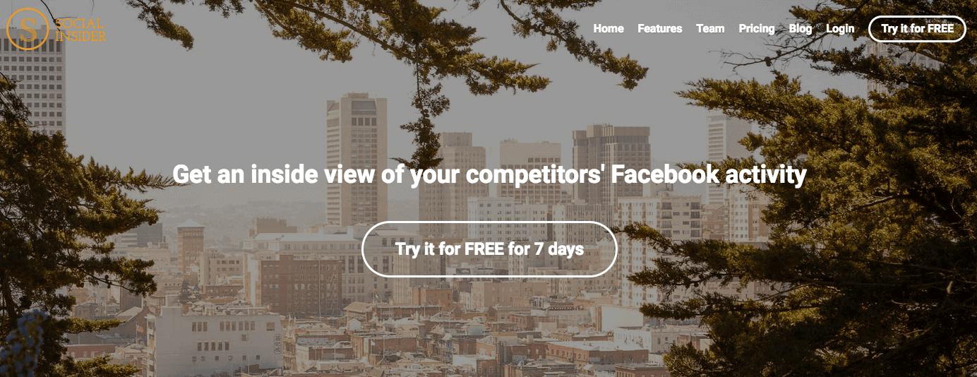 Social Insider - AppSumo