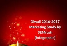 Diwali 2016-2017 Marketing Study by SEMrush [Infographic]