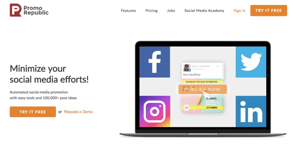 PromoRepublic - AppSumo Deals