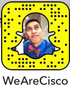 Cisco on Snapchat