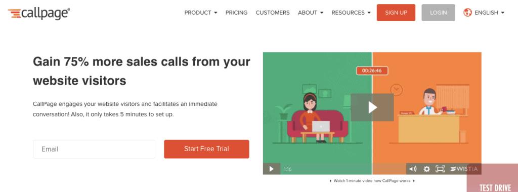 CallPage - AppSumo