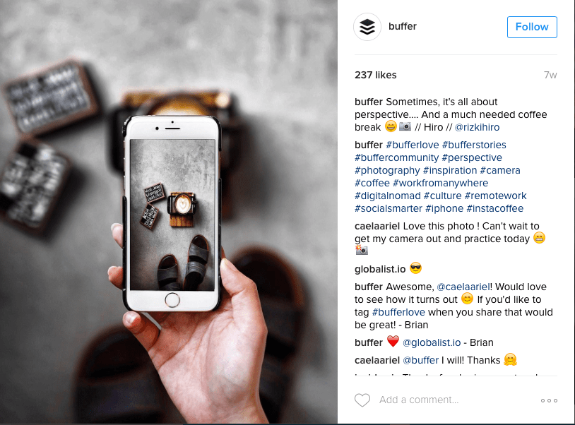 Buffer Stories - How to Get More Followers on Instagram