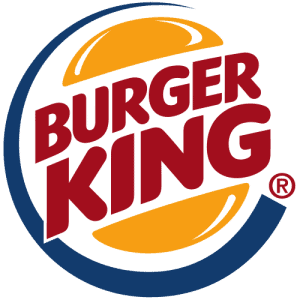 Triadic Color Scheme - Burger King Logo