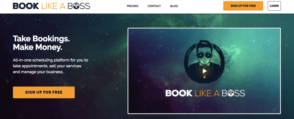 Book Like A Boss - Recommended Tools for Bloggers