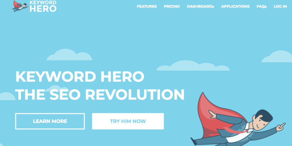Keyword Hero - SEO Tool