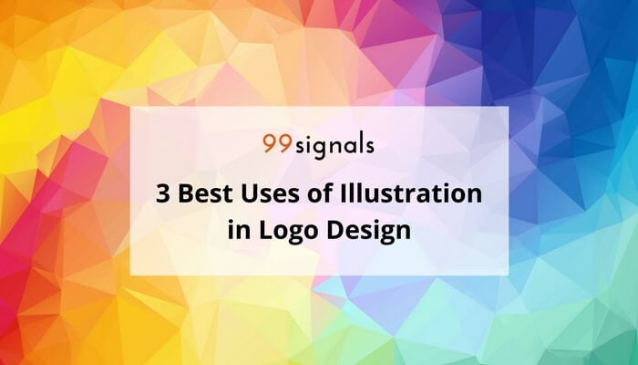 3 Best Uses of Illustration in Logo Design - Firefox, Mailchimp, Malibu