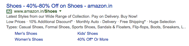 PPC Headlines - Amazon PPC ads