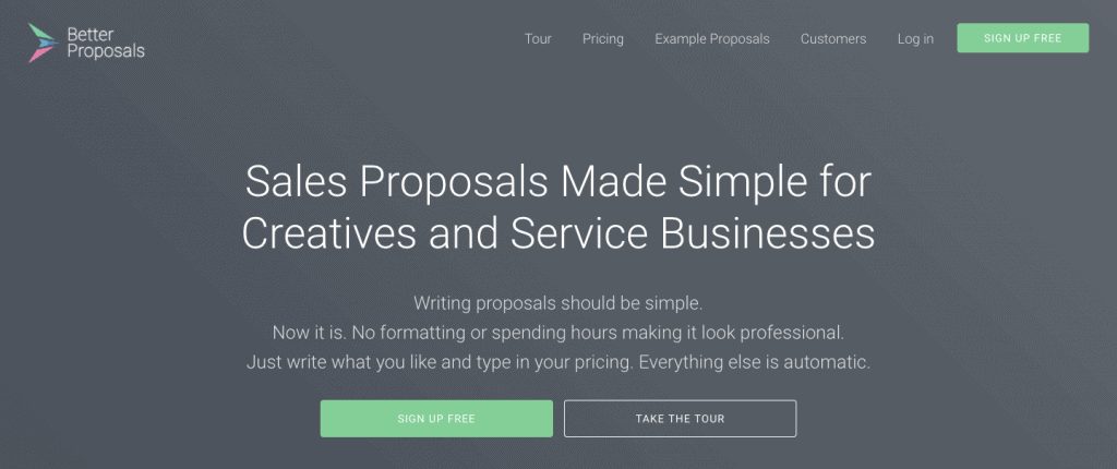 Better Proposals - AppSumo Lifetime Deal