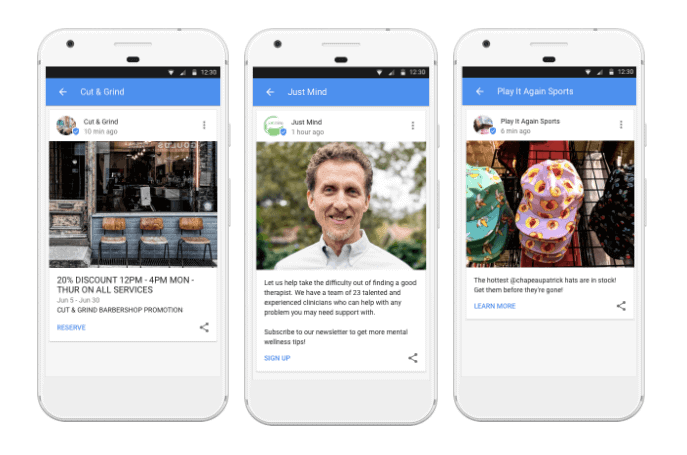 Google Posts Now Live For All Google My Business (GMB) Users