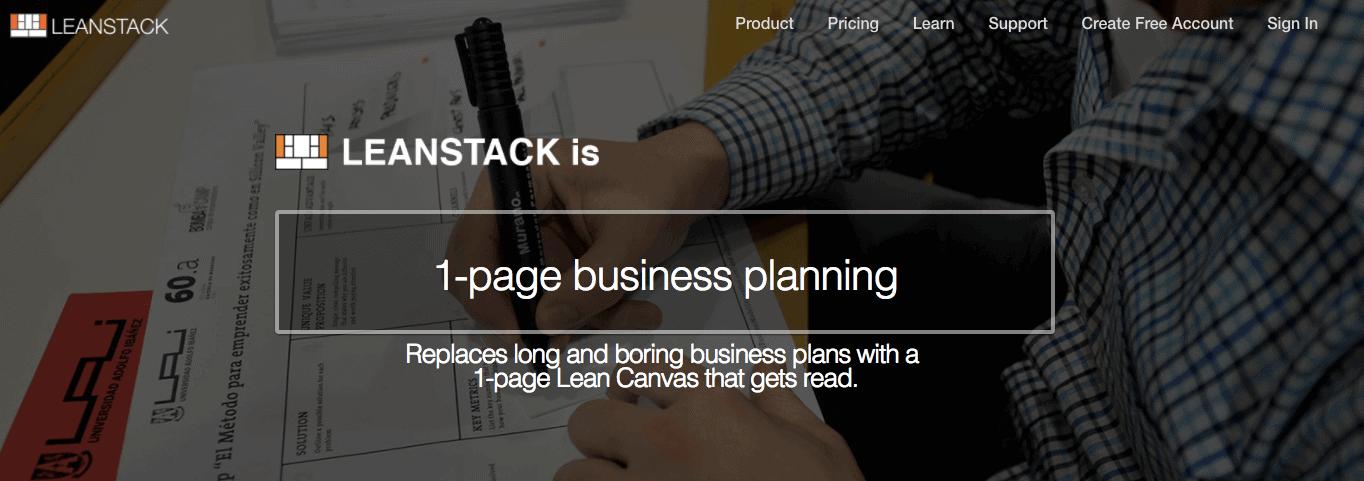 LeanStack AppSumo