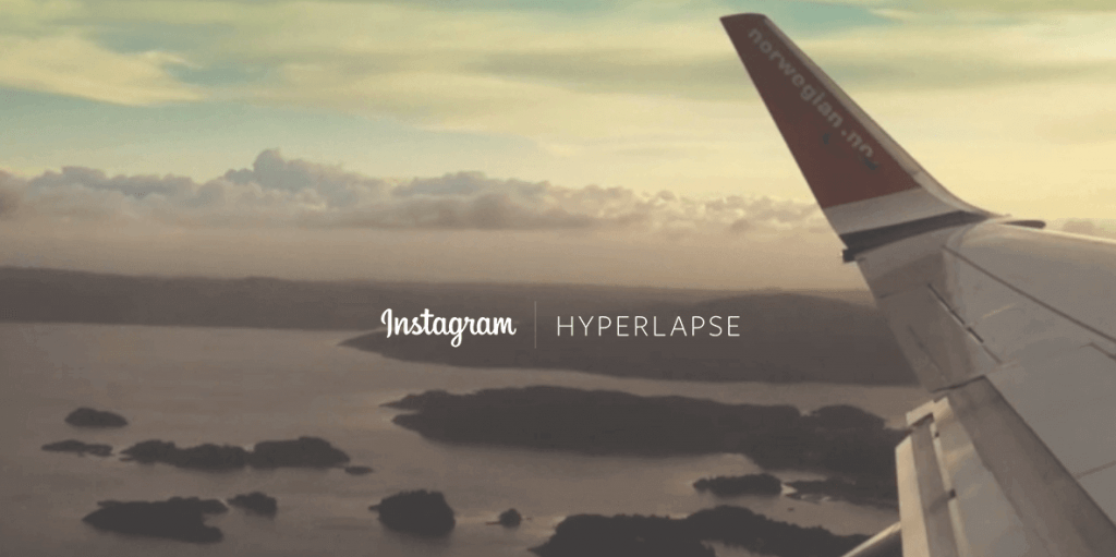 Hyperlapse for iPhone - iPhone Apps for Marketing Professionals