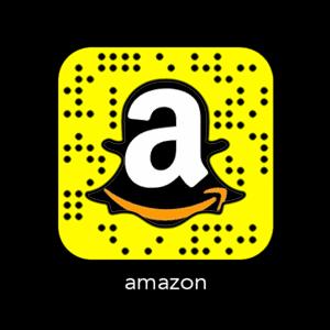Amazon on Snapchat