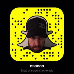 Chris Sacca on Snapchat