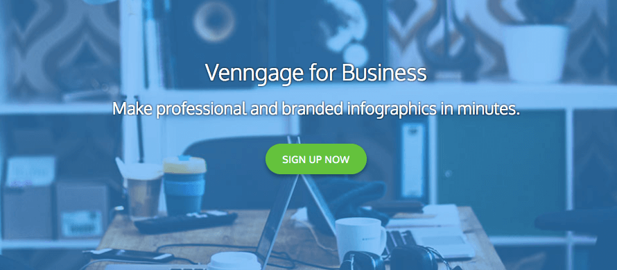 Venngage Infographics - Business Plan