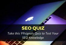99signals SEO Quiz