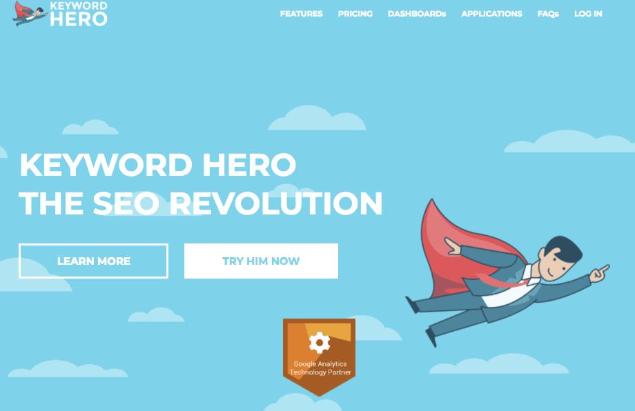 Keyword Hero - AppSumo Deal in Feb