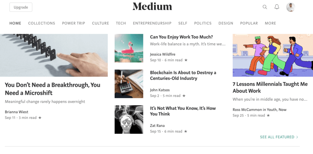 Syndicate Your Content on Medium and LinkedIn