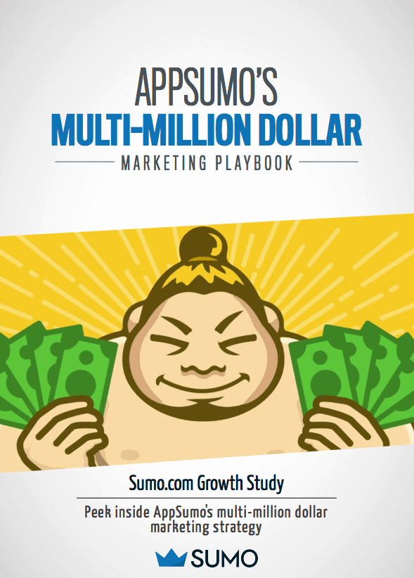 AppSumo's Multi-Million Dollar Marketing Playbook