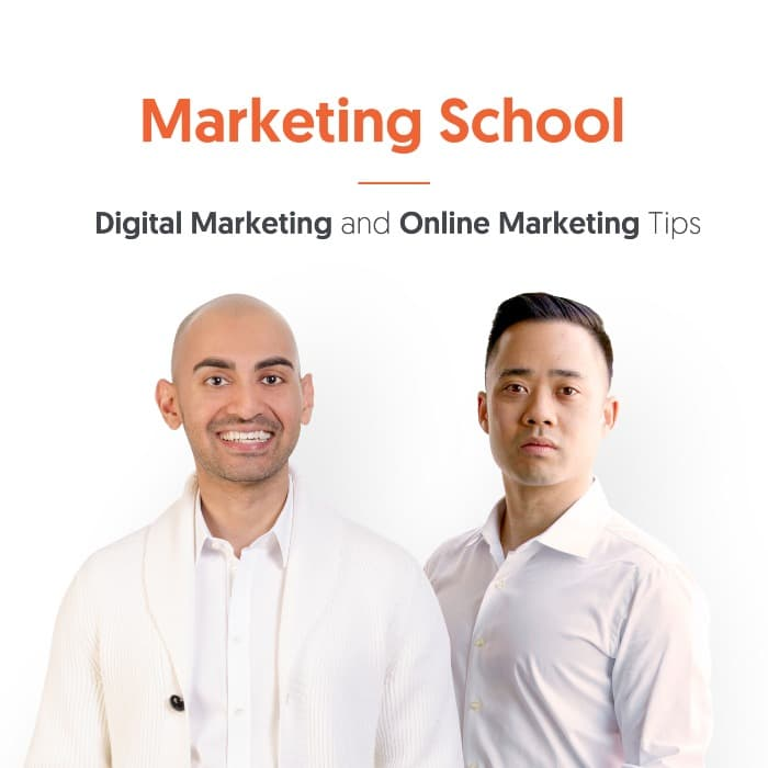 Marketing School with Neil Patel & Eric Siu