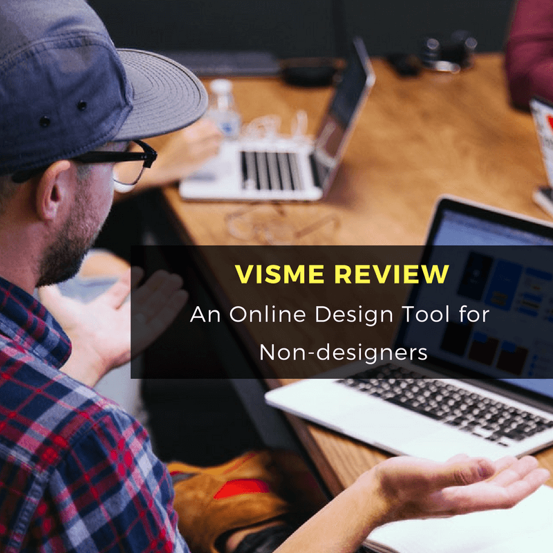 Visme Review: An Online Design Tool for Non-designers