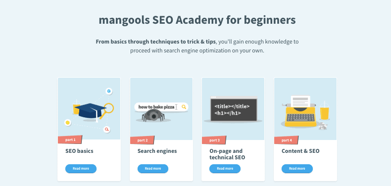 Mangools SEO Academy - KWFinder Review