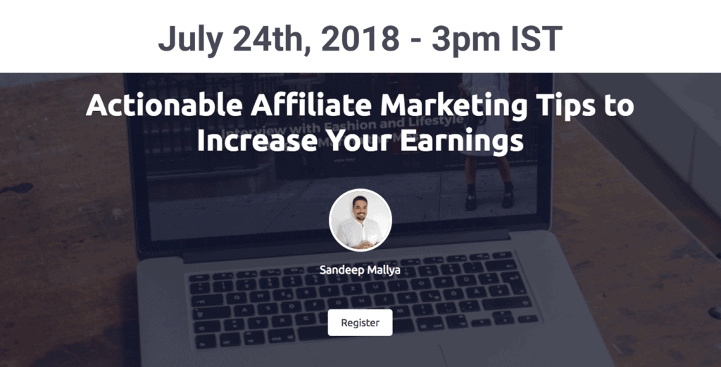 Actionable Affiliate Marketing Tips to Increase Your Earnings