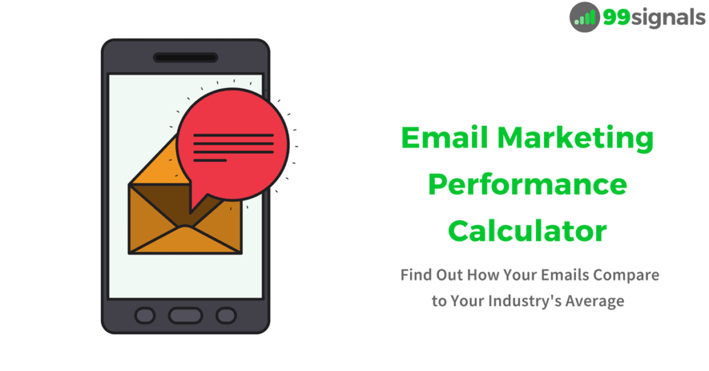 Email Marketing Performance Calculator [2018]