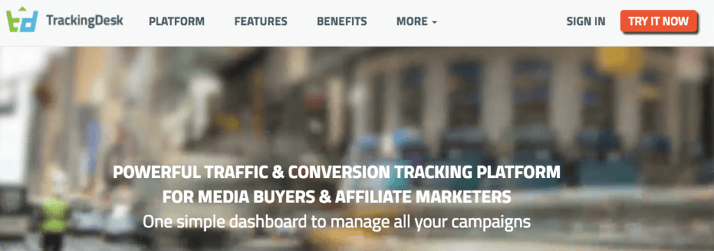 TrackingDesk - AppSumo Deal