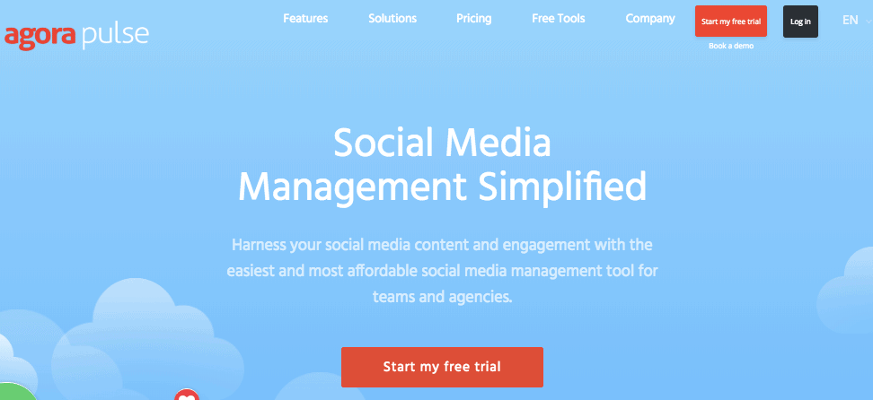 Agorapulse - Social Media Scheduling Tool