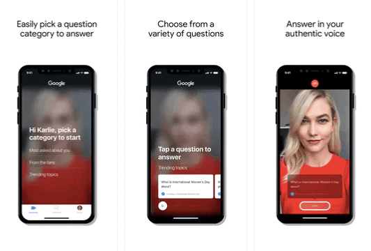 Cameos App