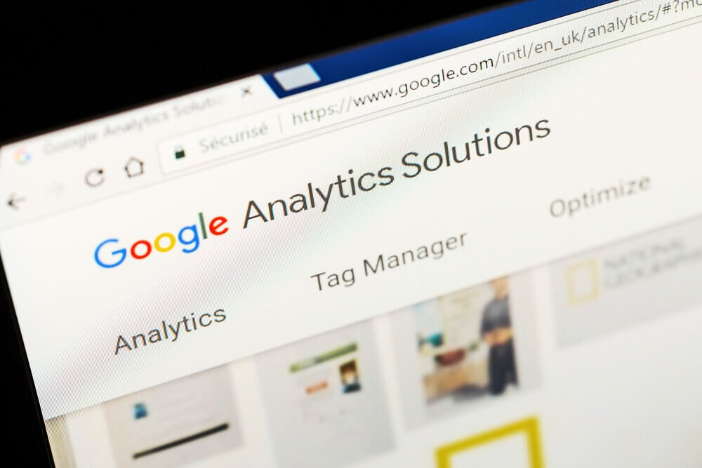 With Google Analytics, you can analyze your web traffic and other key data like pageviews, bounce rate, time on site, etc.