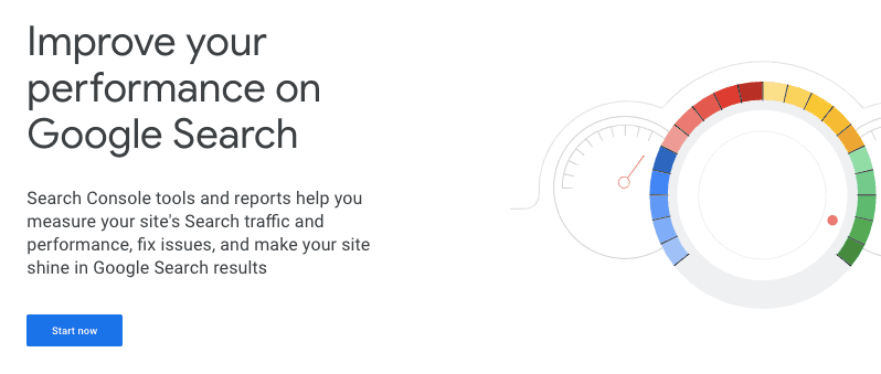 Google Search Console helps you measure your site's impressions, clicks, and position on Google Search.
