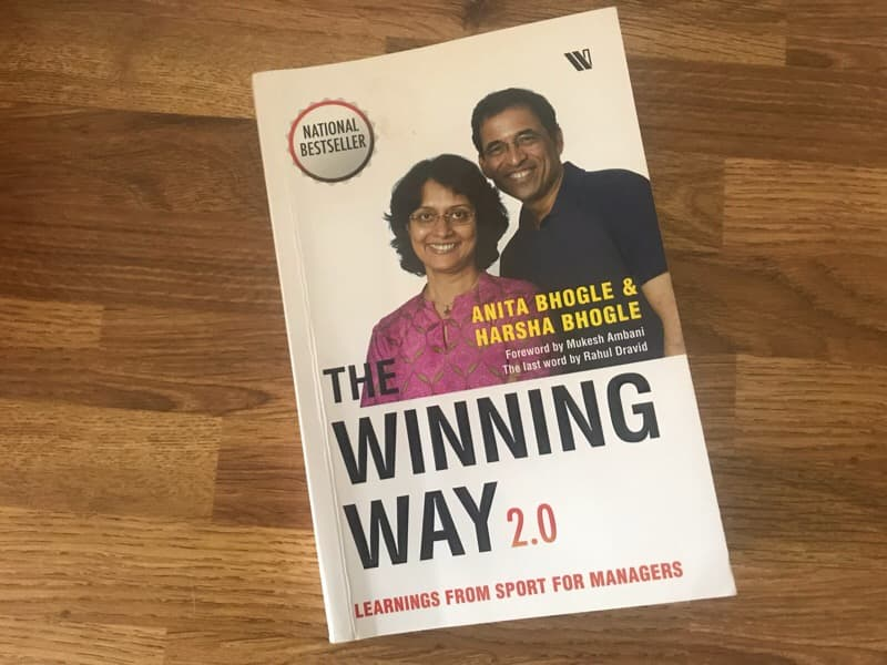 The Winning Way by Harsha Bhogle and Anita Bhogle